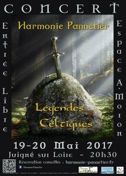 Concert « Légendes celtiques »